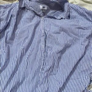Button up short sleeve shirt from old navy!